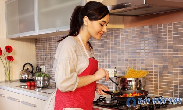 top 10 bai van mau ta me dang nau com hay nhat - Top 10 bài văn mẫu tả mẹ đang nấu cơm hay nhất