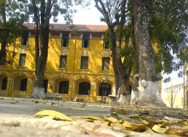 truong hoc vao mua thu buoi sang - Tả quang cảnh trường em vào buổi sáng mùa thu - 3 bài văn mẫu miêu tả trường học ngắn gọn