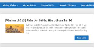 van hay chu tot – tai lieu hoc van bo ich nhat 310x165 - Văn hay chữ tốt – Tài liệu học Văn bổ ích nhất