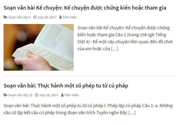 van mau – hoc van mot cach toan dien nhat - Văn mẫu – Học văn một cách toàn diện nhất