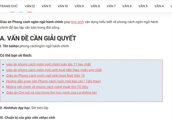 van mau bat hu thu vien bai van mau chon loc 1 - Văn mẫu bất hủ - Thư viện bài văn mẫu chọn lọc