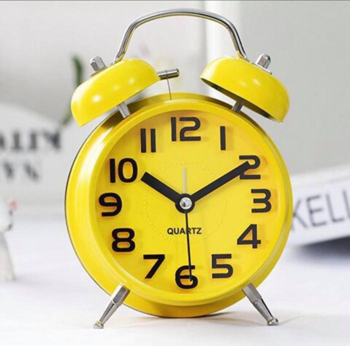 top 10 bai van mau ta cai dong ho bao thuc 4 - Top 10 bài văn mẫu tả cái đồng hồ báo thức
