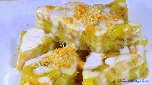 huong dan cach lam banh chuoi hap nuoc cot dua thom ngon hap dan 3 - Hướng dẫn cách làm bánh chuối hấp nước cốt dừa thơm ngon hấp dẫn