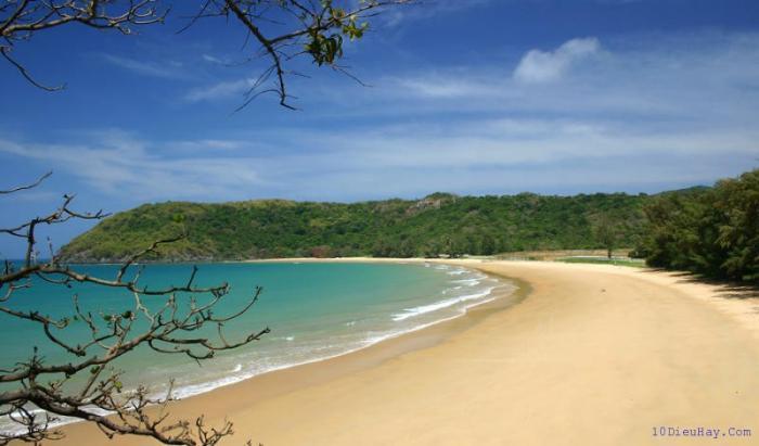 top 10 bai bien dep nhat viet nam 4 - Top 10 bãi biển đẹp nhất Việt Nam