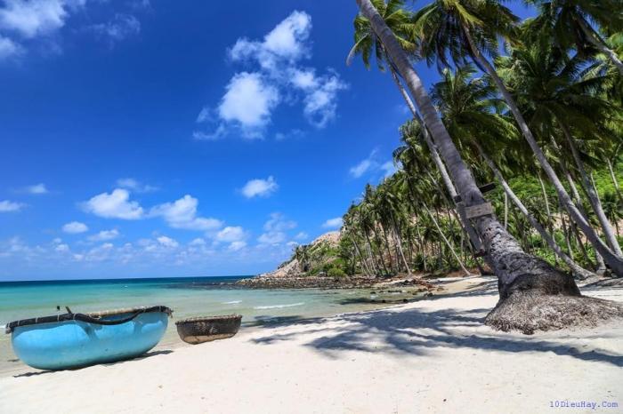 top 10 bai bien dep nhat viet nam 7 - Top 10 bãi biển đẹp nhất Việt Nam