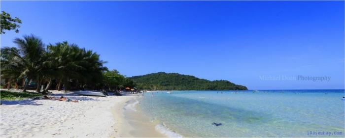 top 10 bai bien dep nhat viet nam - Top 10 bãi biển đẹp nhất Việt Nam