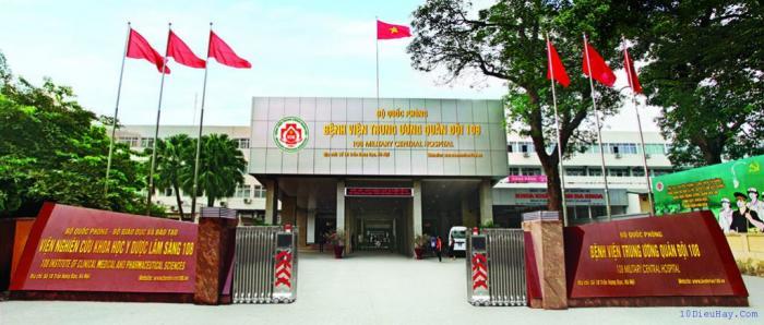 top 10 benh vien chua benh tot nhat o ha noi 1 - Top 10 bệnh viện chữa bệnh tốt nhất ở Hà Nội