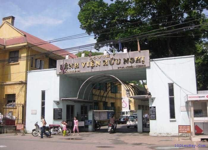 top 10 benh vien chua benh tot nhat o ha noi 6 - Top 10 bệnh viện chữa bệnh tốt nhất ở Hà Nội