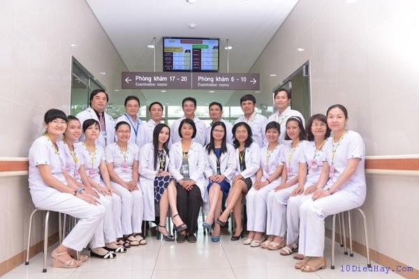 top 10 benh vien chua benh tot nhat o tp ho chi minh 1 - Top 10 bệnh viện chữa bệnh tốt nhất ở Tp Hồ Chí Minh