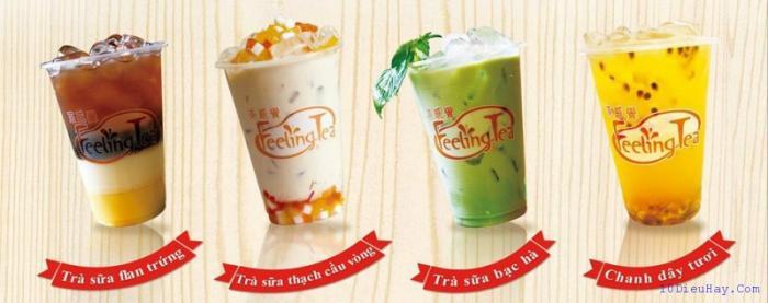 top 10 chuoi quan tra sua ngon nhat o ha noi 5 - Top 10 chuỗi quán trà sữa ngon nhất ở Hà Nội