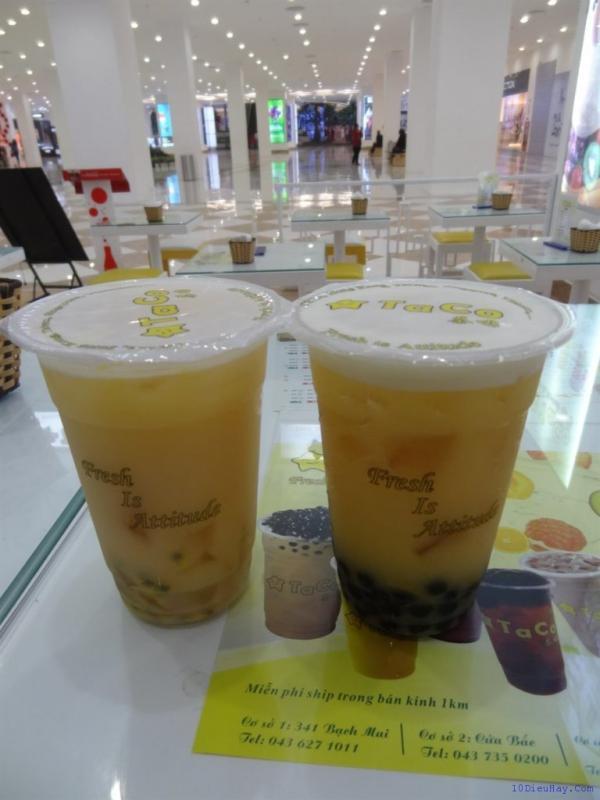 top 10 chuoi quan tra sua ngon nhat o ha noi 8 - Top 10 chuỗi quán trà sữa ngon nhất ở Hà Nội