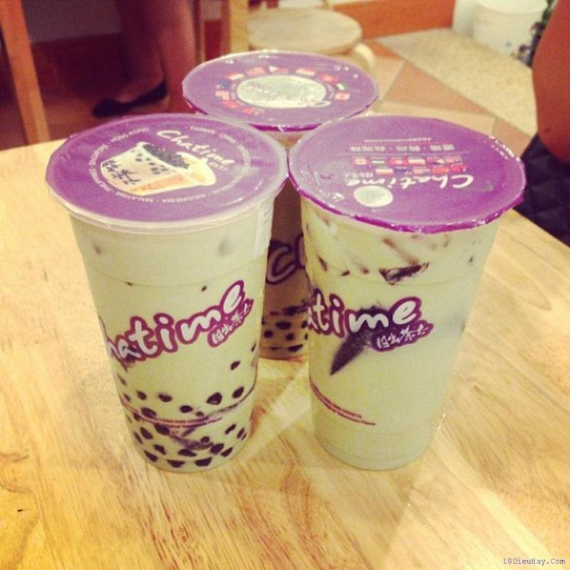 top 10 chuoi quan tra sua ngon nhat o ha noi 9 - Top 10 chuỗi quán trà sữa ngon nhất ở Hà Nội