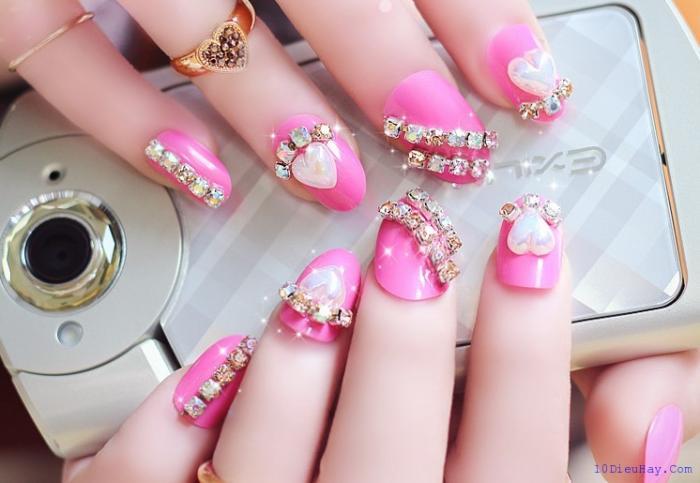 top 10 dia chi lam nail dep nhat o ha noi 4 - Top 10 địa chỉ làm nail đẹp nhất ở Hà Nội
