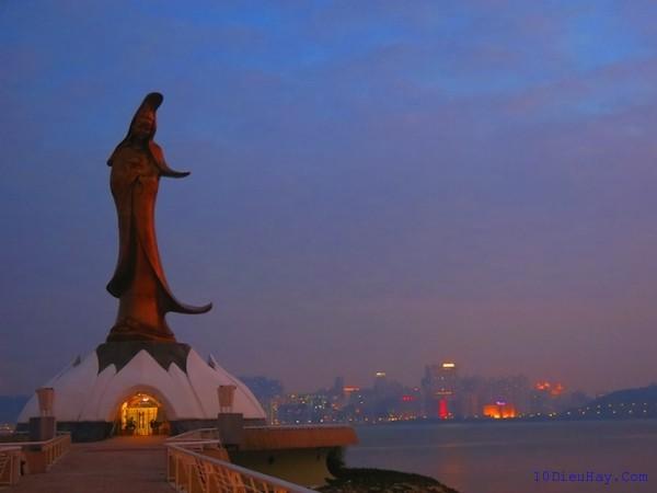 top 10 dia diem du lich dep noi tieng nhat ma cao 3 - Top 10 địa điểm du lịch đẹp nổi tiếng nhất Ma cao