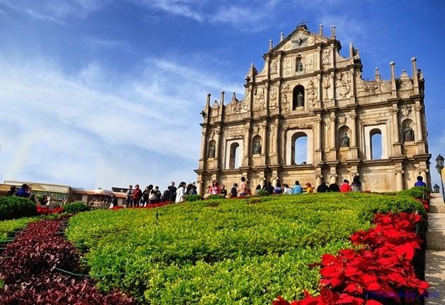 top 10 dia diem du lich dep noi tieng nhat ma cao 8 - Top 10 địa điểm du lịch đẹp nổi tiếng nhất Ma cao