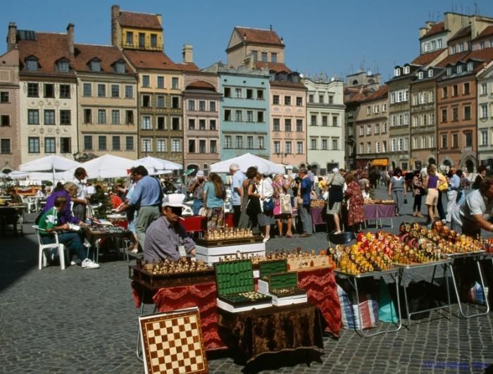top 10 dia diem du lich dep noi tieng nhat o ba lan 2 - Top 10 địa điểm du lịch đẹp nổi tiếng nhất ở Ba Lan