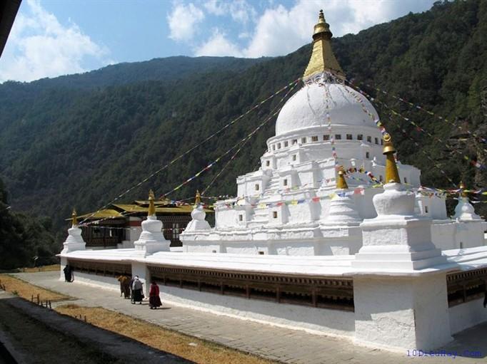 top 10 dia diem du lich dep noi tieng nhat o bhutan 1 - Top 10 địa điểm du lịch đẹp nổi tiếng nhất ở Bhutan