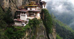 Top 10 địa điểm du lịch đẹp nổi tiếng nhất ở Bhutan