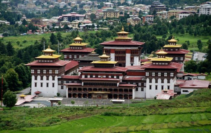 top 10 dia diem du lich dep noi tieng nhat o bhutan 5 - Top 10 địa điểm du lịch đẹp nổi tiếng nhất ở Bhutan