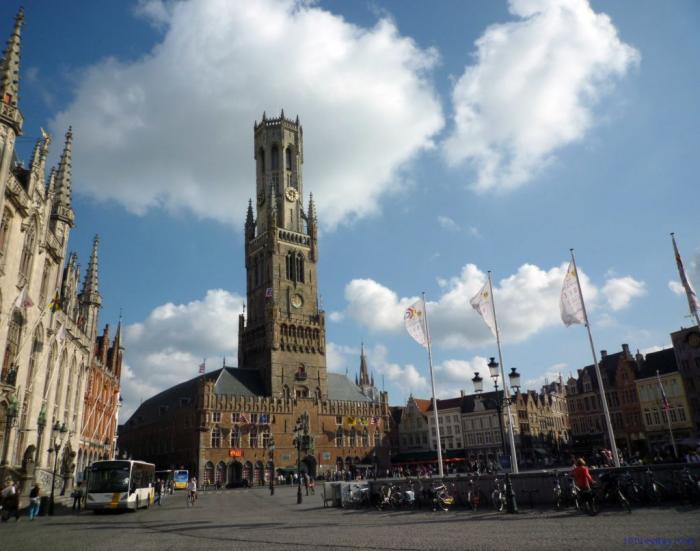top 10 dia diem du lich dep noi tieng nhat o bi 3 - Top 10 địa điểm du lịch đẹp nổi tiếng nhất ở Bỉ