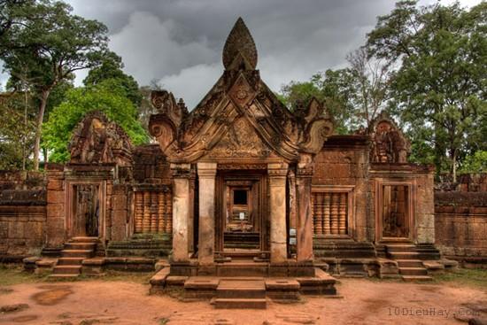 top 10 dia diem du lich dep noi tieng nhat o campuchia 2 - Top 10 địa điểm du lịch đẹp nổi tiếng nhất ở Campuchia