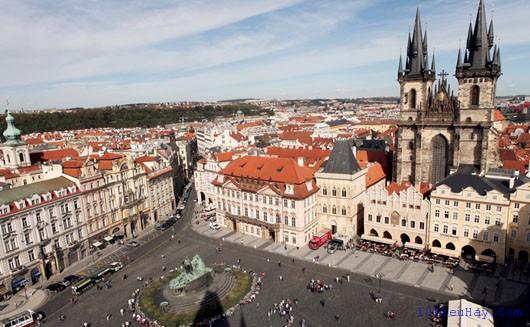 top 10 dia diem du lich dep noi tieng nhat o cong hoa sec 3 - Top 10 địa điểm du lịch đẹp nổi tiếng nhất ở Cộng hòa Séc