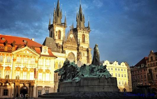 top 10 dia diem du lich dep noi tieng nhat o cong hoa sec 5 - Top 10 địa điểm du lịch đẹp nổi tiếng nhất ở Cộng hòa Séc