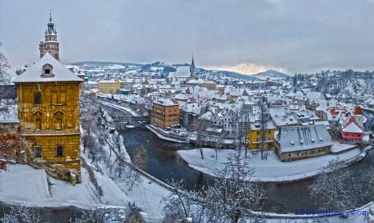 top 10 dia diem du lich dep noi tieng nhat o cong hoa sec 8 - Top 10 địa điểm du lịch đẹp nổi tiếng nhất ở Cộng hòa Séc