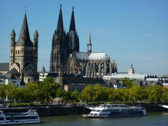 top 10 dia diem du lich dep noi tieng nhat o duc 2 - Top 10 địa điểm du lịch đẹp nổi tiếng nhất ở Đức