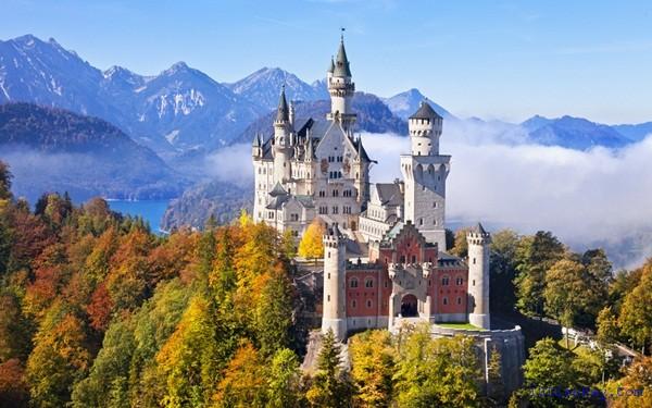 top 10 dia diem du lich dep noi tieng nhat o duc 4 - Top 10 địa điểm du lịch đẹp nổi tiếng nhất ở Đức