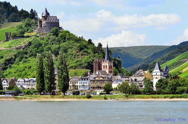 top 10 dia diem du lich dep noi tieng nhat o duc 6 - Top 10 địa điểm du lịch đẹp nổi tiếng nhất ở Đức