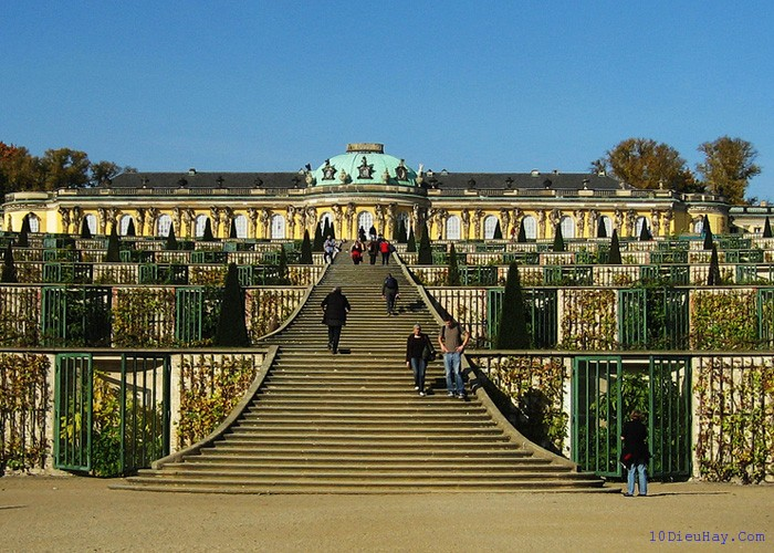 top 10 dia diem du lich dep noi tieng nhat o duc 8 - Top 10 địa điểm du lịch đẹp nổi tiếng nhất ở Đức
