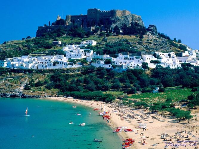 top 10 dia diem du lich dep noi tieng nhat o hy lap 3 - Top 10 địa điểm du lịch đẹp nổi tiếng nhất ở Hy Lạp
