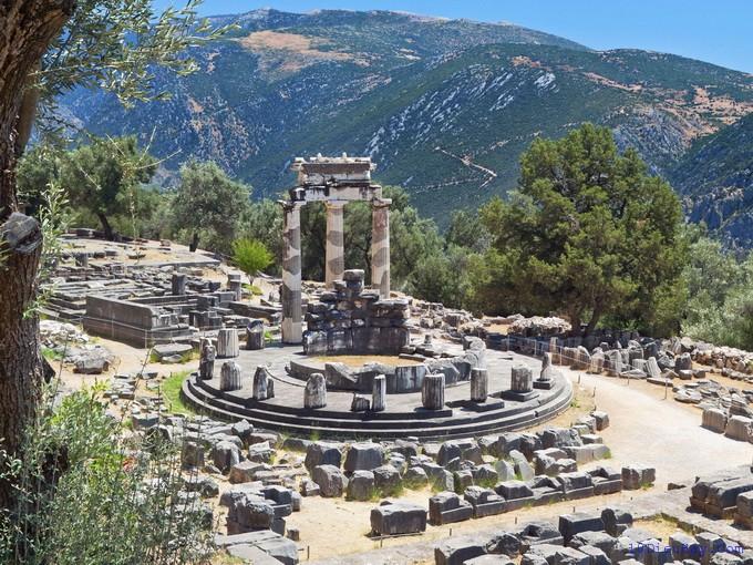 top 10 dia diem du lich dep noi tieng nhat o hy lap 6 - Top 10 địa điểm du lịch đẹp nổi tiếng nhất ở Hy Lạp