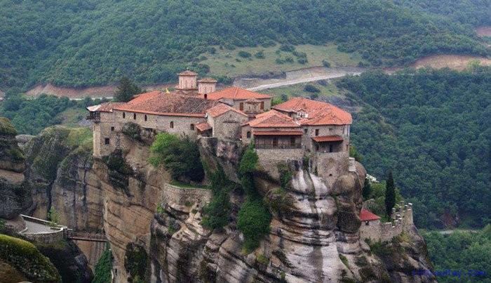 top 10 dia diem du lich dep noi tieng nhat o hy lap 7 - Top 10 địa điểm du lịch đẹp nổi tiếng nhất ở Hy Lạp