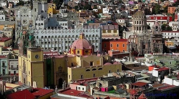 top 10 dia diem du lich dep noi tieng nhat o mexico 3 - Top 10 địa điểm du lịch đẹp nổi tiếng nhất ở Mexico