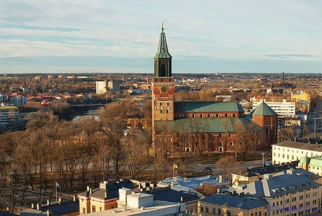 top 10 dia diem du lich dep noi tieng nhat o phan lan 5 - Top 10 địa điểm du lịch đẹp nổi tiếng nhất ở Phần Lan
