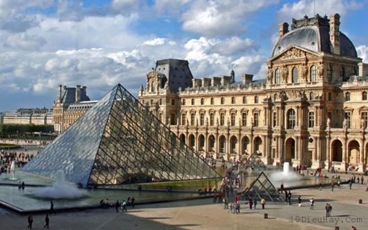 top 10 dia diem du lich dep noi tieng nhat o phap 1 - Top 10 địa điểm du lịch đẹp nổi tiếng nhất ở Pháp