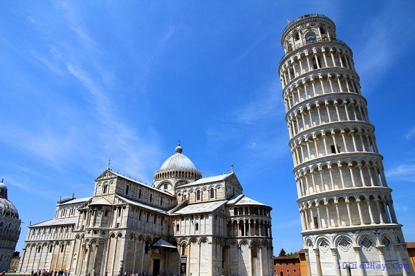 top 10 dia diem du lich dep noi tieng nhat o y 1 - Top 10 địa điểm du lịch đẹp nổi tiếng nhất ở Ý