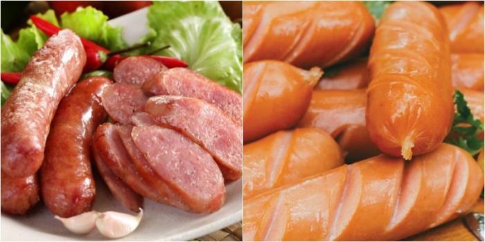 top 10 mon an ba bau can tranh 7 - Top 10 món ăn bà bầu cần tránh