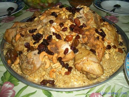 top 10 mon an ngon noi tieng nhat o a rap xe ut 2 - Top 10 món ăn ngon nổi tiếng nhất ở Ả rập Xê út