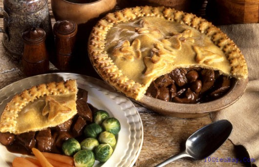 top 10 mon an ngon noi tieng nhat o anh 8 - Top 10 món ăn ngon nổi tiếng nhất ở Anh