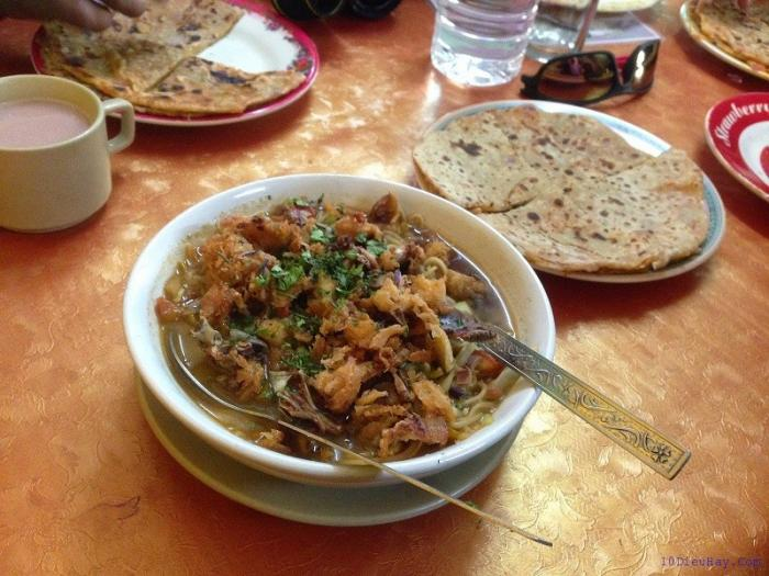 top 10 mon an ngon noi tieng nhat o bhutan 2 - Top 10 món ăn ngon nổi tiếng nhất ở Bhutan