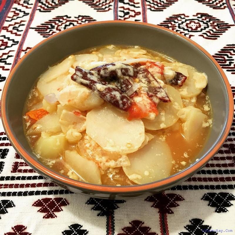 top 10 mon an ngon noi tieng nhat o bhutan 6 - Top 10 món ăn ngon nổi tiếng nhất ở Bhutan