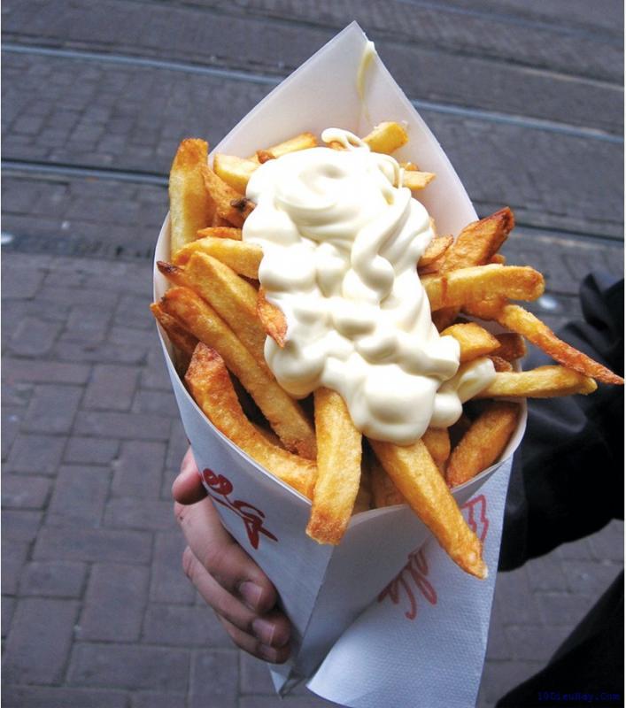 top 10 mon an ngon noi tieng nhat o bi 1 - Top 10 món ăn ngon nổi tiếng nhất ở Bỉ