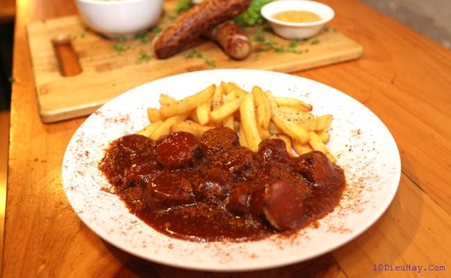 top 10 mon an ngon noi tieng nhat o duc 3 - Top 10 món ăn ngon nổi tiếng nhất ở Đức
