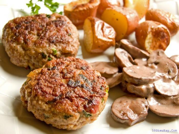 top 10 mon an ngon noi tieng nhat o duc 5 - Top 10 món ăn ngon nổi tiếng nhất ở Đức
