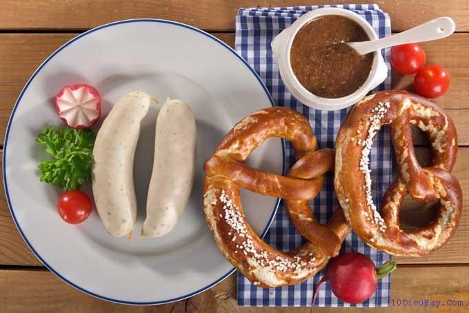 top 10 mon an ngon noi tieng nhat o duc 8 - Top 10 món ăn ngon nổi tiếng nhất ở Đức