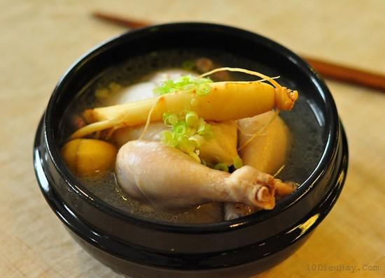 top 10 mon an ngon noi tieng nhat o han quoc 7 - Top 10 món ăn ngon nổi tiếng nhất ở Hàn Quốc