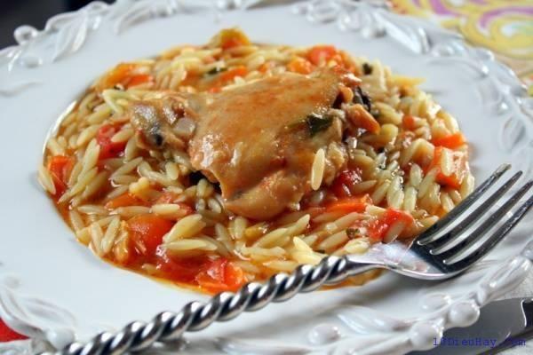 top 10 mon an ngon noi tieng nhat o hy lap 4 - Top 10 món ăn ngon nổi tiếng nhất ở Hy Lạp